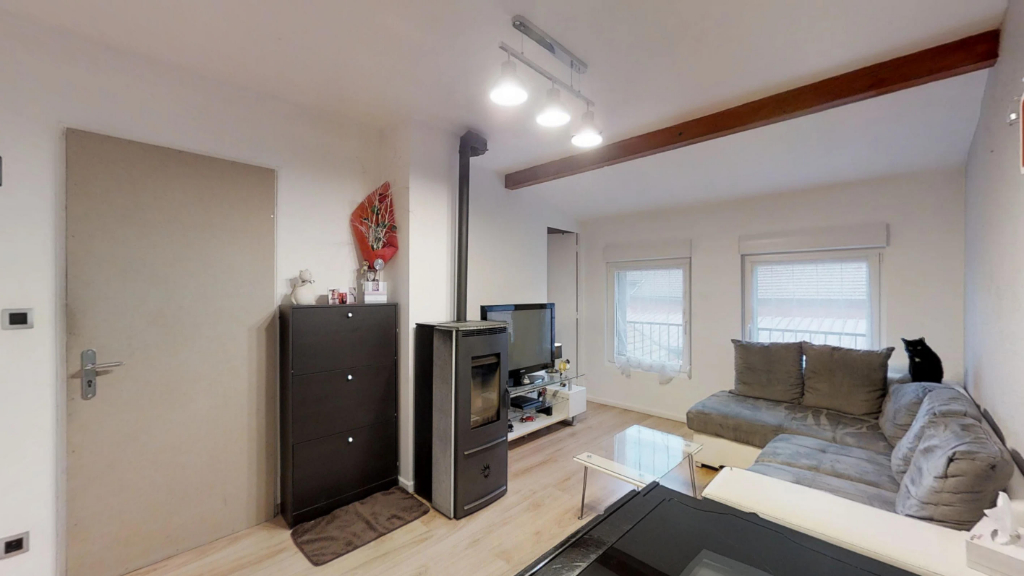 appartement 43m²  LES FOURGS  - photo 2