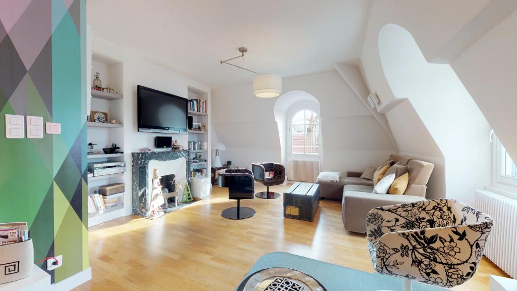 appartement 117.45m²  BESANCON  - photo 1