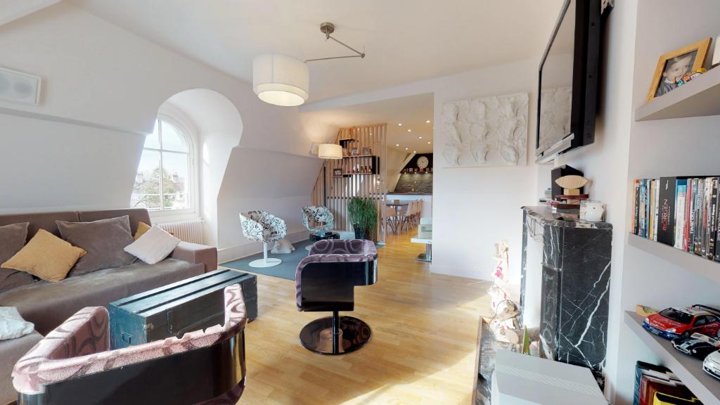 appartement 117.45m²  BESANCON  - photo 2