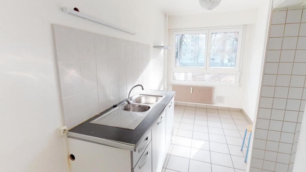 appartement 68.19m²  BESANCON  - photo 1