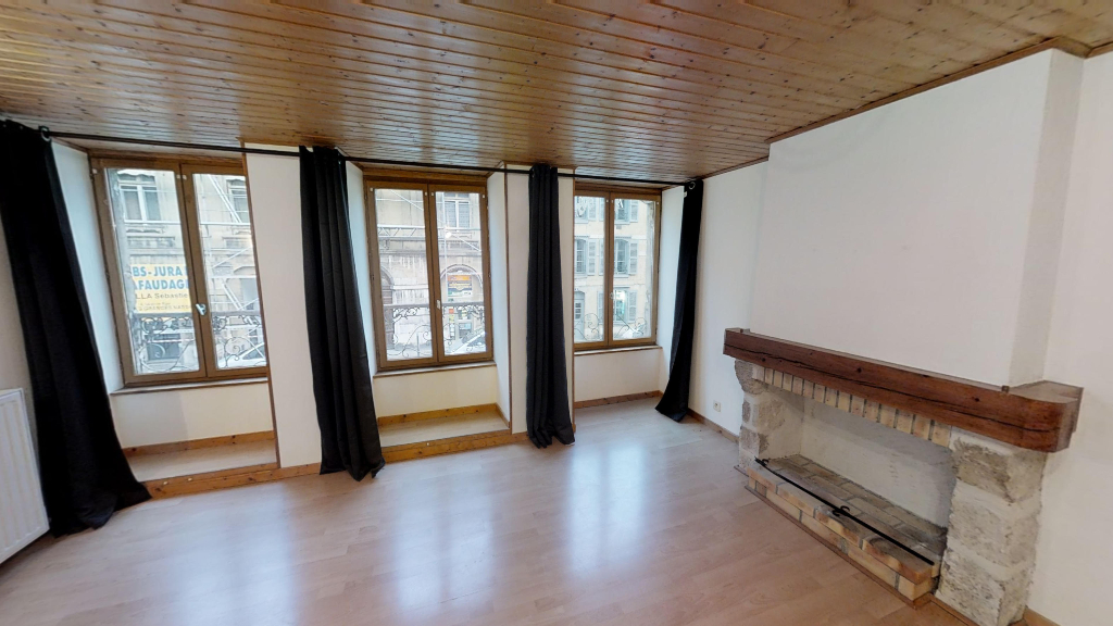 appartement 94m²  PONTARLIER  - photo 1