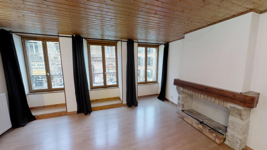 appartement 94m²  PONTARLIER  - photo 1