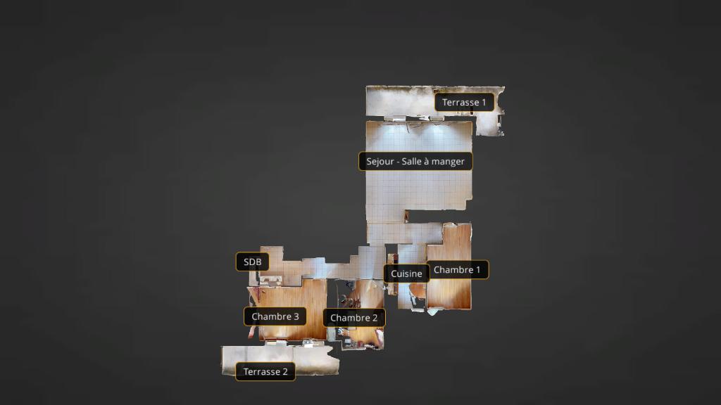 appartement 115m²  BESANCON  - photo 5