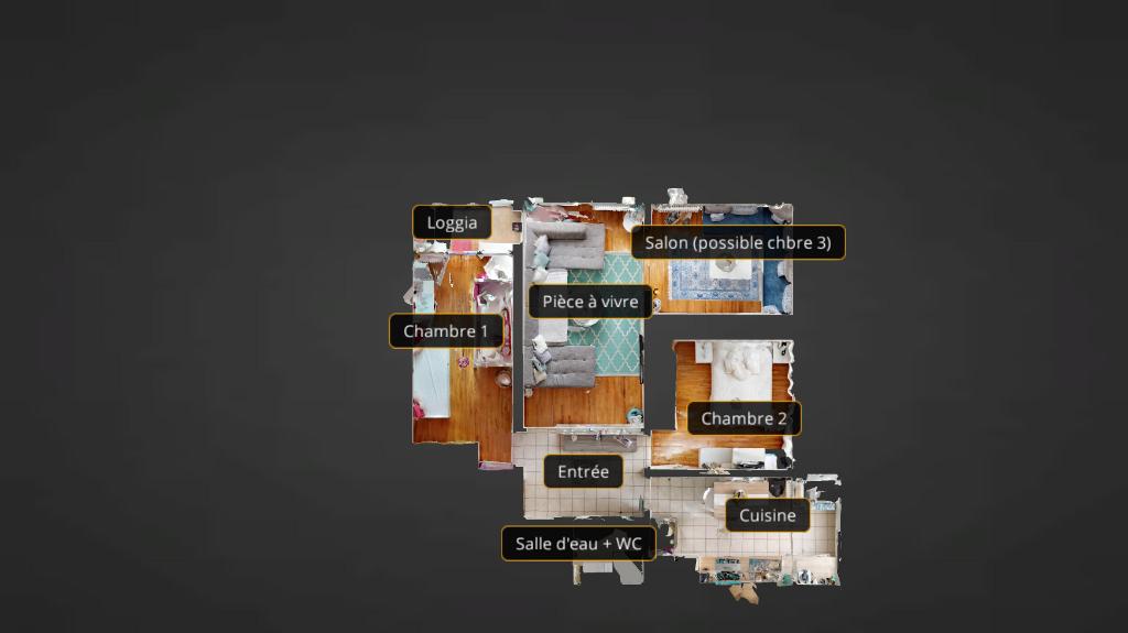 maison 71m²  BESANCON  - photo 9