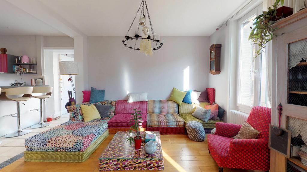 appartement 88.15m²  BESANCON  - photo 1