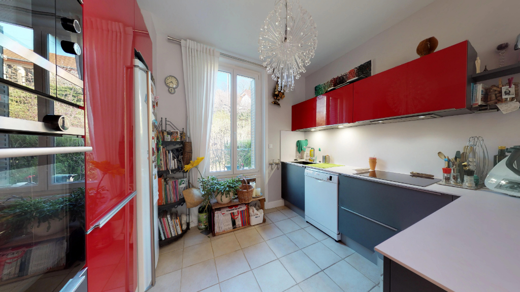 appartement 88.15m²  BESANCON  - photo 7