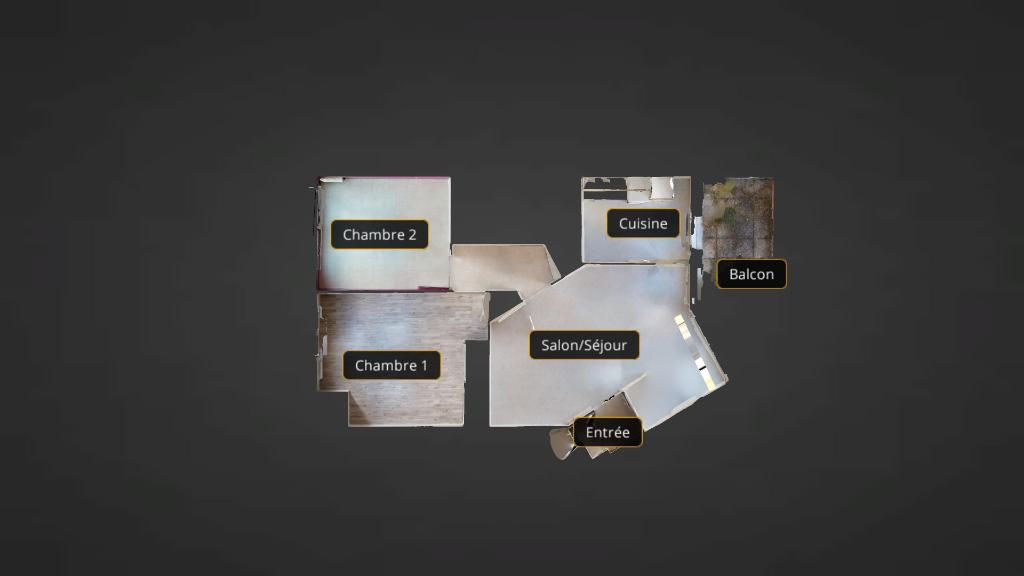 appartement 63m²  BESANCON  - photo 7
