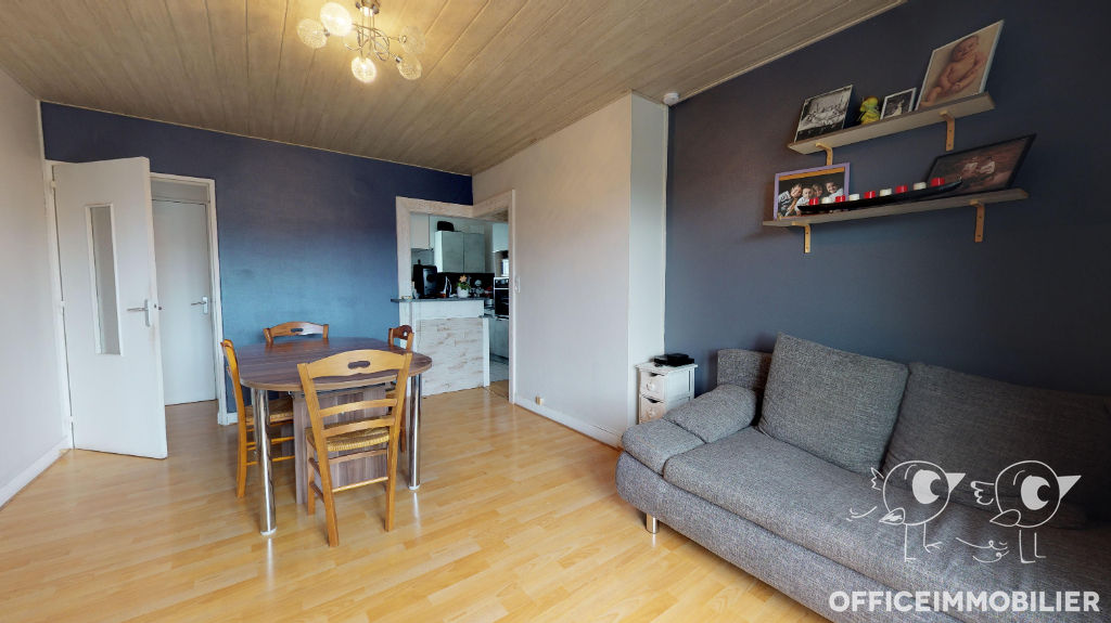 appartement 52.97m²  BESANCON  - photo 2