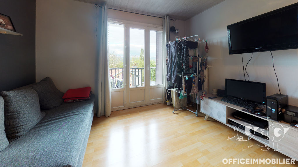 appartement 52.97m²  BESANCON  - photo 4