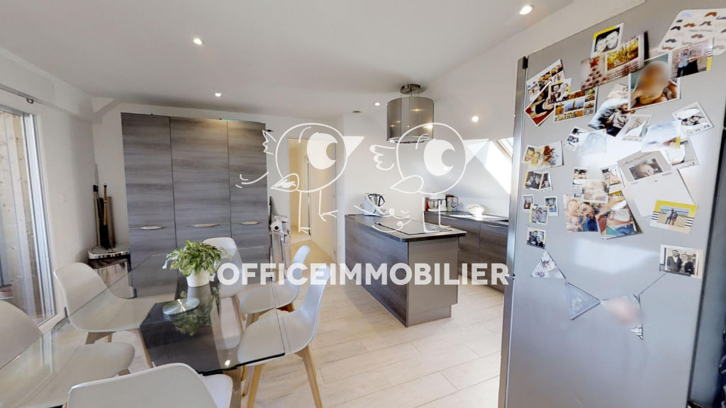 appartement 115m²  PONTARLIER  - photo 4