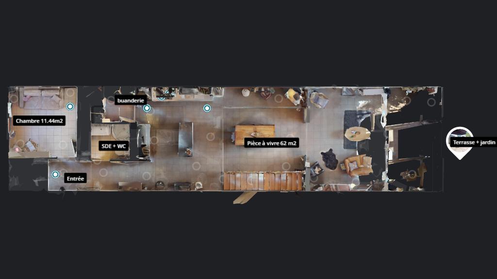 appartement 148.92m²  BESANCON  - photo 13