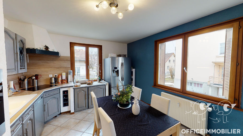 appartement 83m²  PONTARLIER  - photo 5