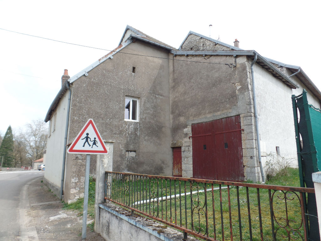 maison 72m²  FRASNE LE CHATEAU  - photo 1
