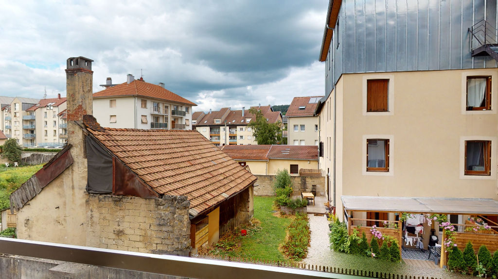 appartement 84m²  Pontarlier  - photo 5
