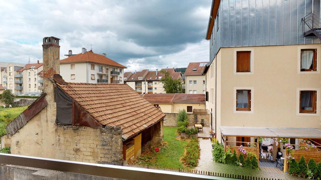 appartement 84m²  Pontarlier  - photo 5