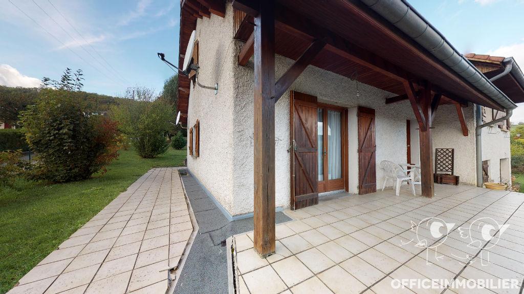 maison 164.07m²  PUGEY  - photo 2
