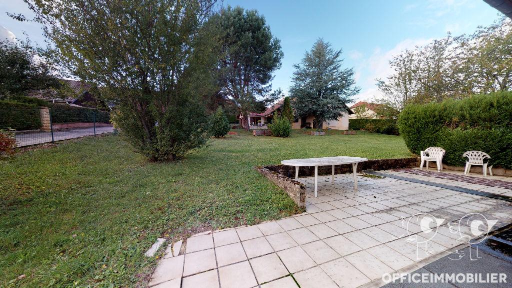 maison 164.07m²  PUGEY  - photo 3