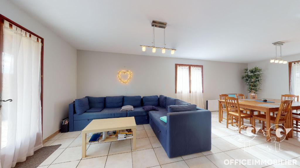 maison 164.07m²  PUGEY  - photo 5
