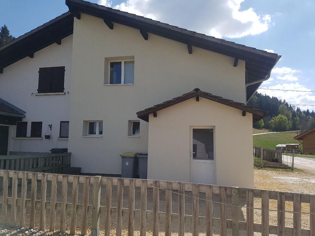 maison 72m²  Les Fourgs  - photo 1