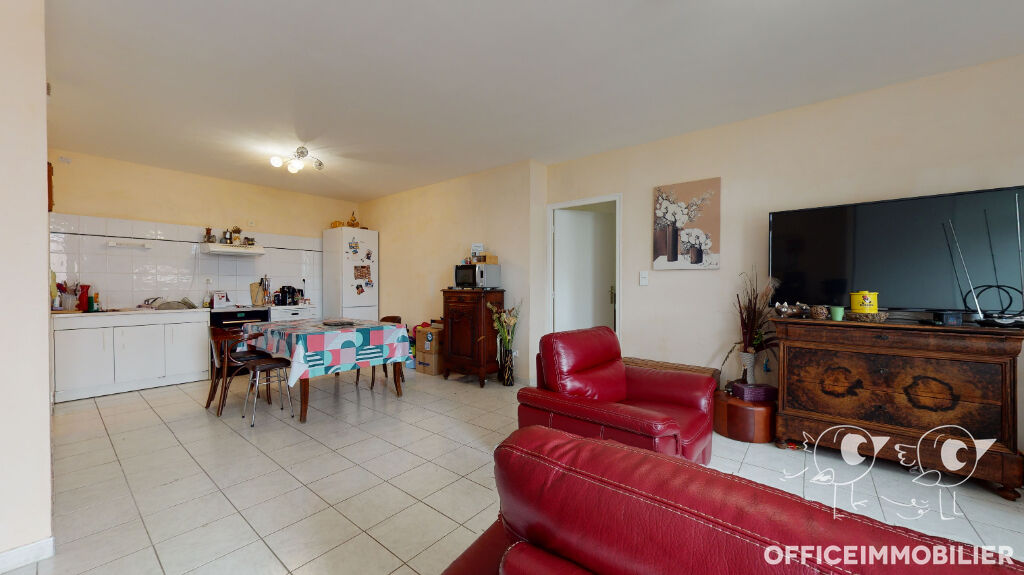 appartement 58m²  Mamirolle  - photo 5