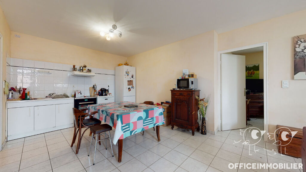 appartement 58m²  Mamirolle  - photo 6
