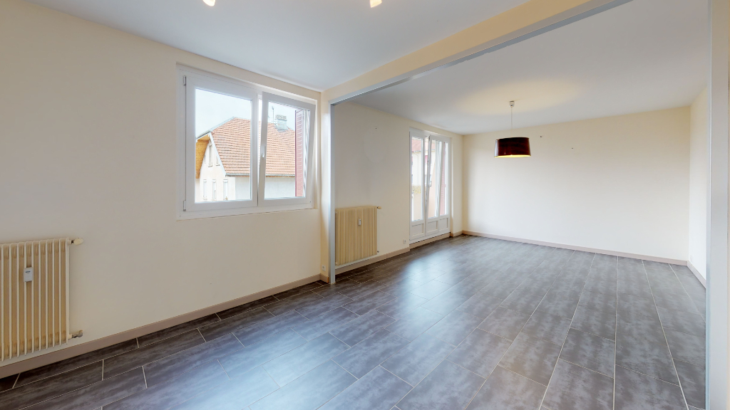 appartement 70m²  PONTARLIER  - photo 3