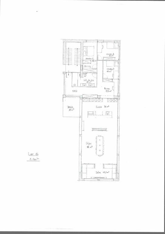appartement 174m²  VILLERS LE LAC  - photo 5