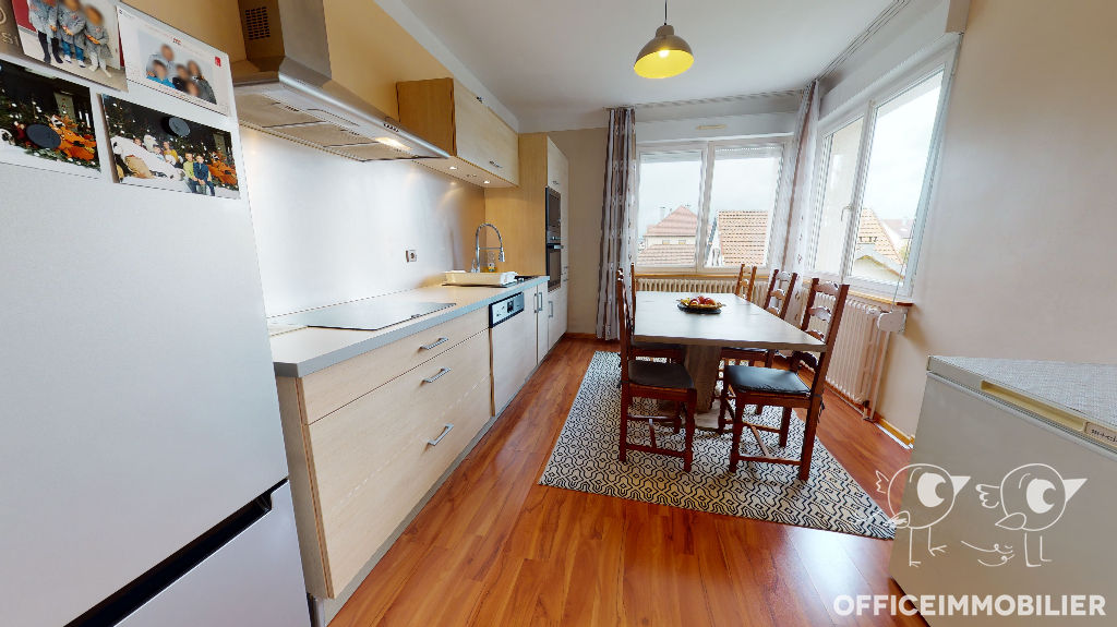 appartement 101m²  PONTARLIER  - photo 4