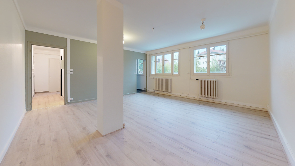 appartement 67.61m²  BESANCON  - photo 1