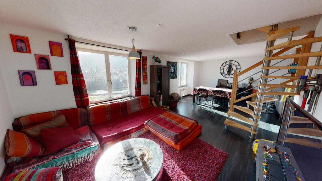 appartement 95m²  VILLERS LE LAC  - photo 1