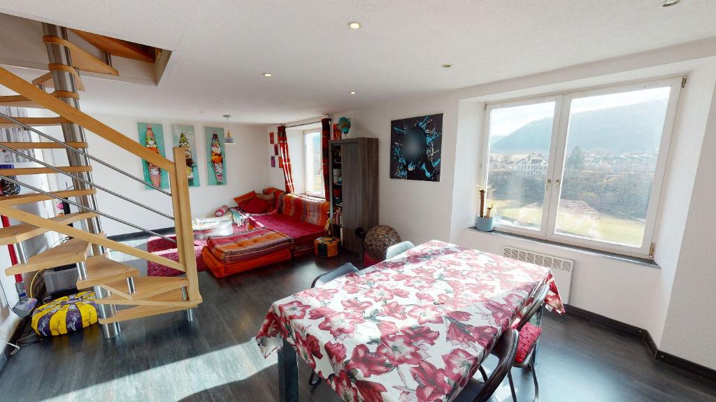 appartement 95m²  VILLERS LE LAC  - photo 3