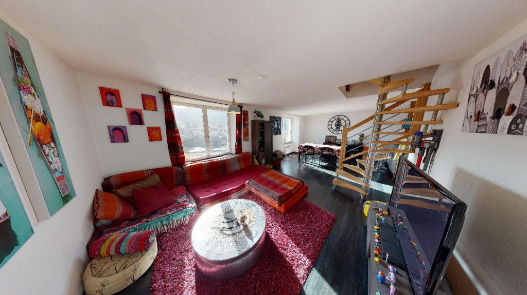 appartement 95m²  VILLERS LE LAC  - photo 4
