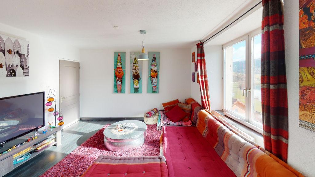 appartement 95m²  VILLERS LE LAC  - photo 5