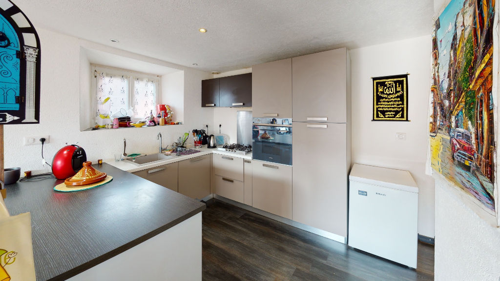 appartement 95m²  VILLERS LE LAC  - photo 6