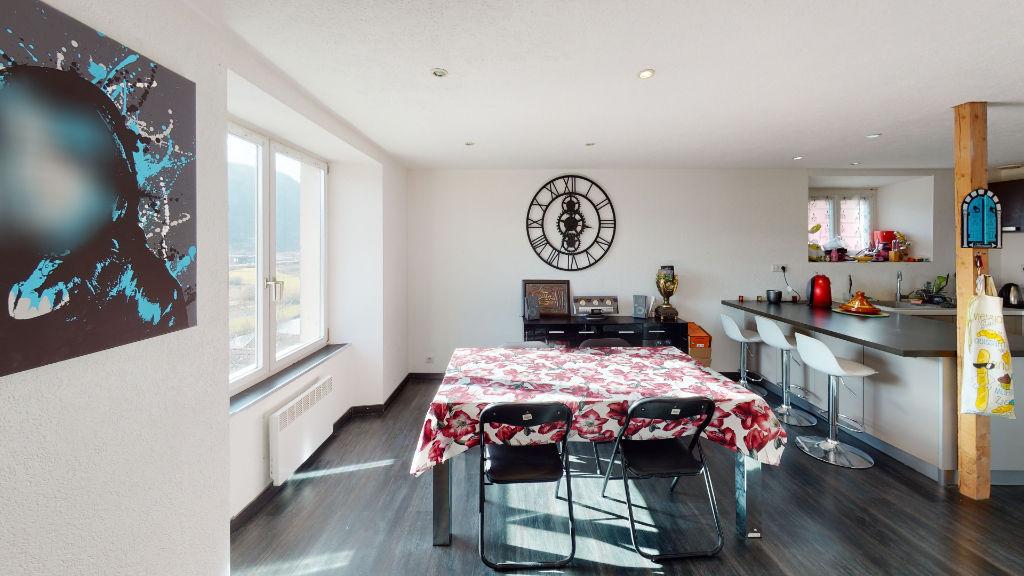 appartement 95m²  VILLERS LE LAC  - photo 7