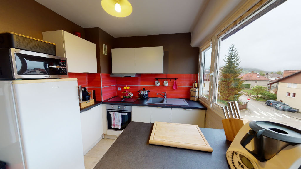 appartement 62m²  PONTARLIER  - photo 4