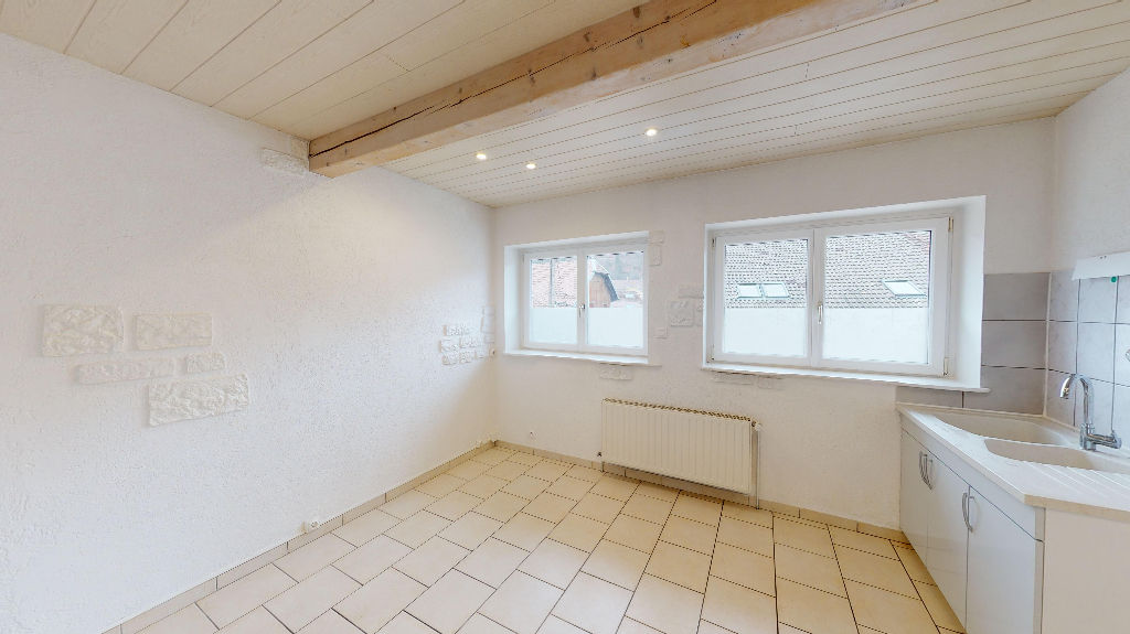 appartement 75m²  LES GRAS  - photo 8