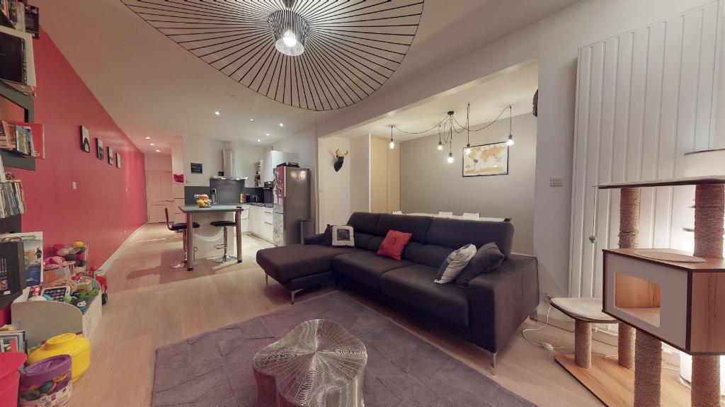 appartement 82.27m²  BESANCON  - photo 2