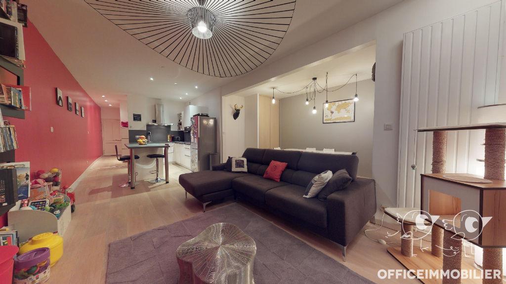 appartement 82.27m²  BESANCON  - photo 4