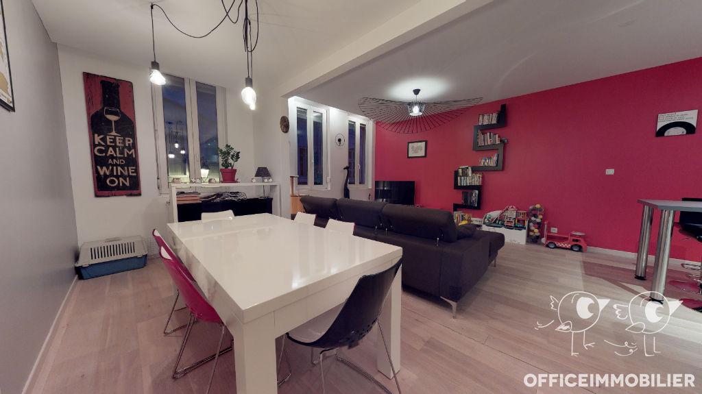 appartement 82.27m²  BESANCON  - photo 5