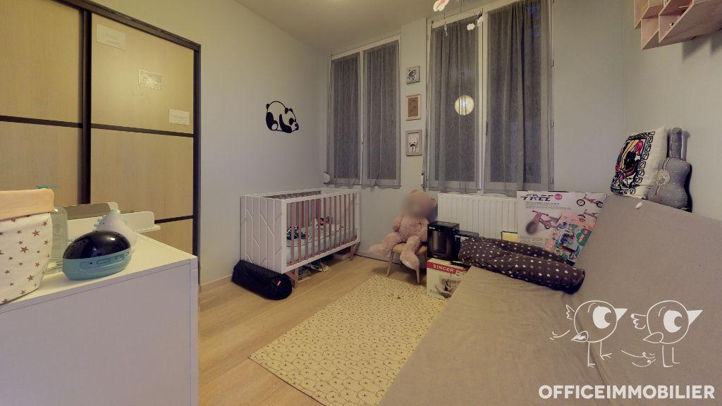 appartement 82.27m²  BESANCON  - photo 8