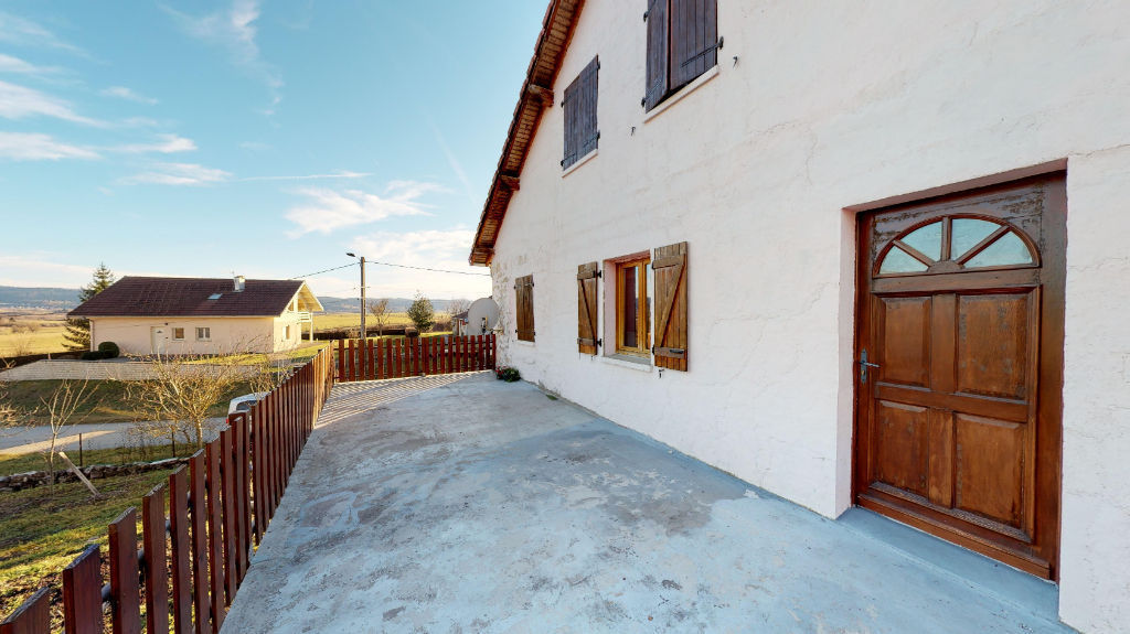 maison 80m²  CHAFFOIS  - photo 1