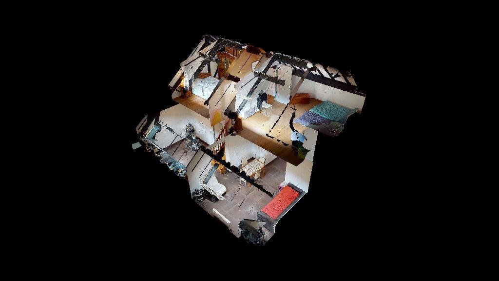 appartement 57m²  JOUGNE  - photo 6