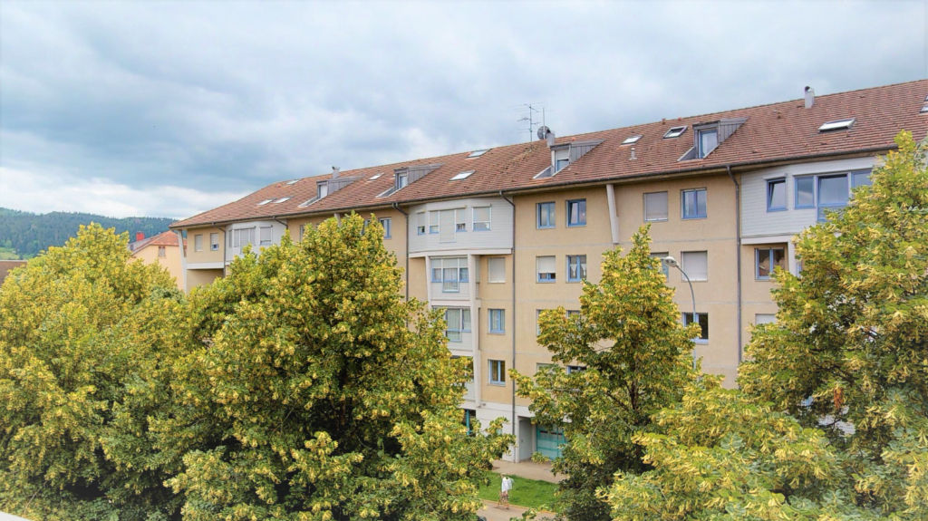 appartement 70m²  PONTARLIER  - photo 11