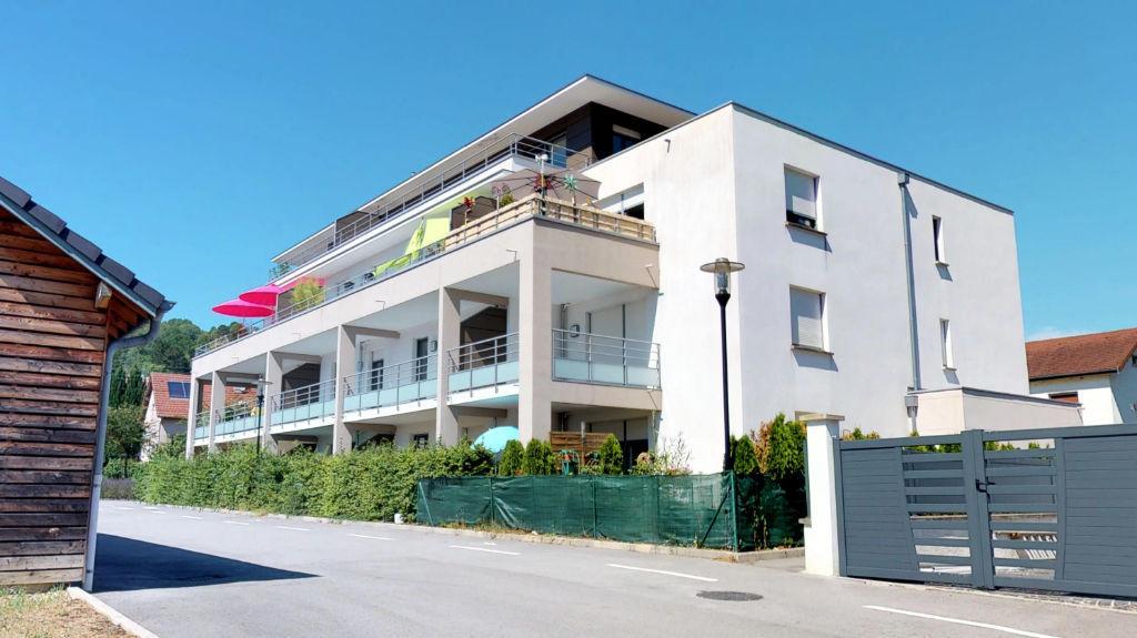 appartement 64.05m²  BESANCON  - photo 16