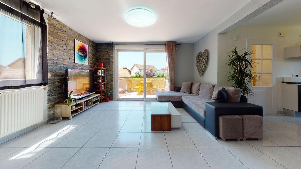 appartement 78m²  DOUBS  - photo 8