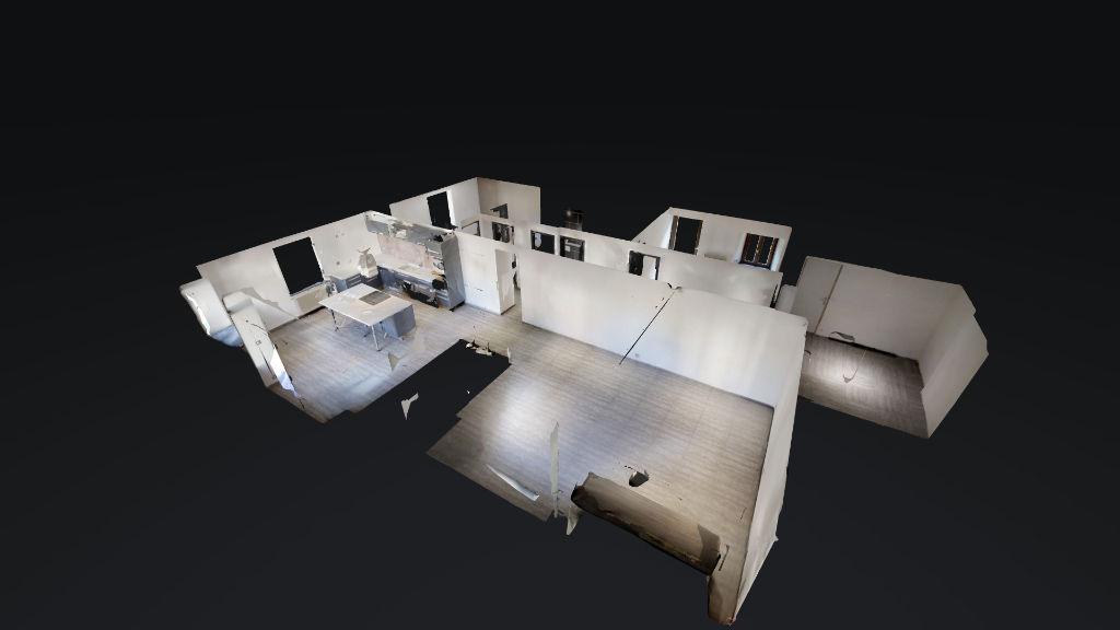 appartement 95m²  LA CLUSE ET MIJOUX  - photo 2
