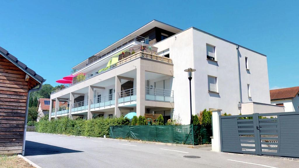 appartement 64.05m²  BESANCON  - photo 1