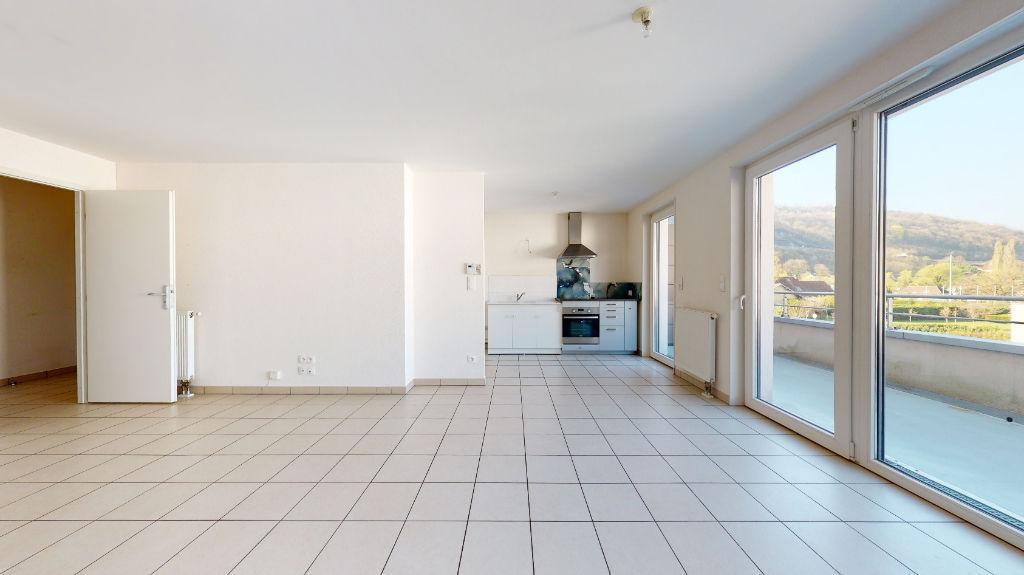 appartement 64.05m²  BESANCON  - photo 4