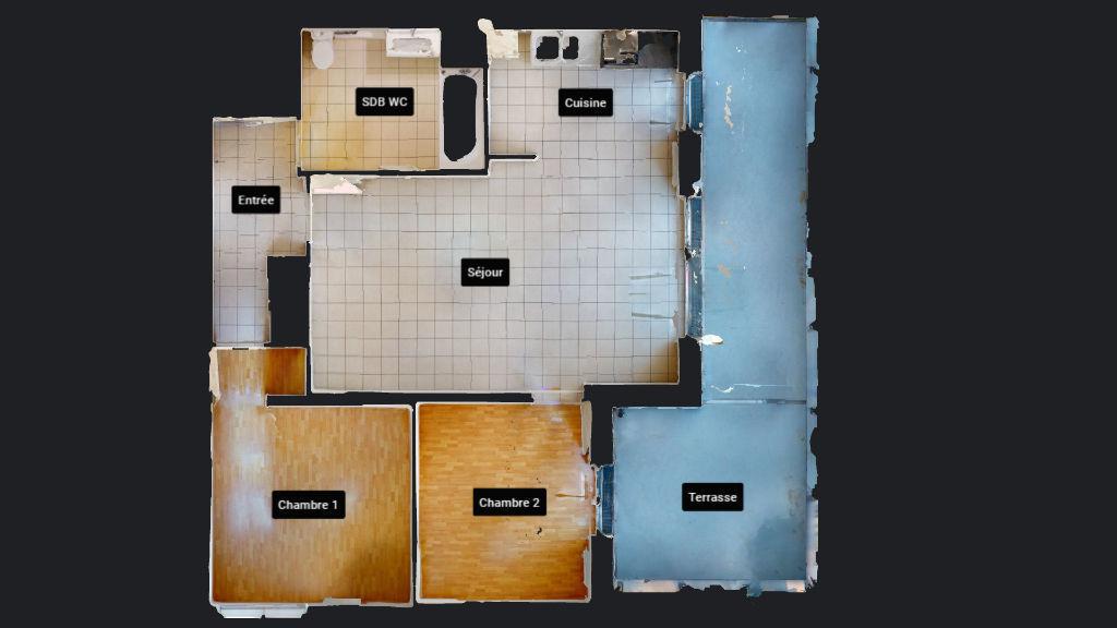 appartement 64.05m²  BESANCON  - photo 13
